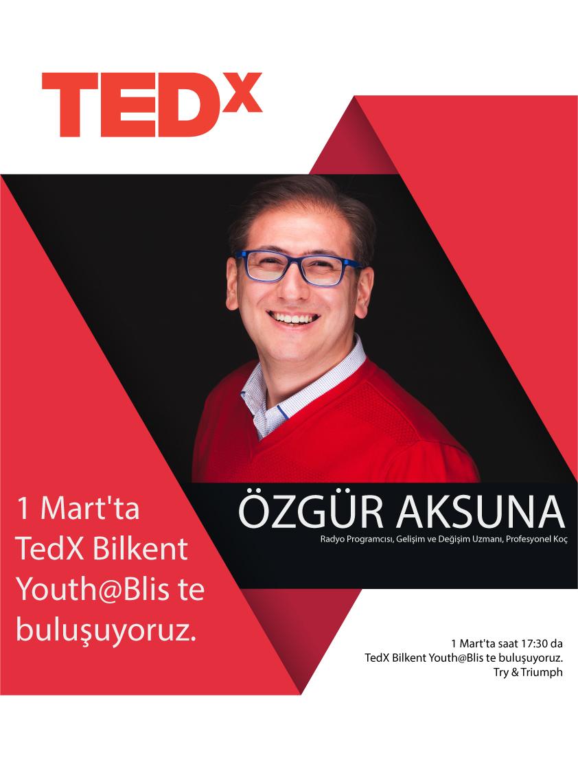 Tedx_OzgurAKSUNA